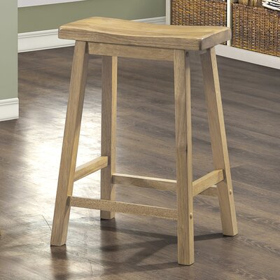 Lancaster 24 Bar Stool Finish: Natural