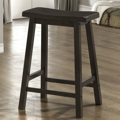 Lancaster 24 Bar Stool Finish: Cappuccino
