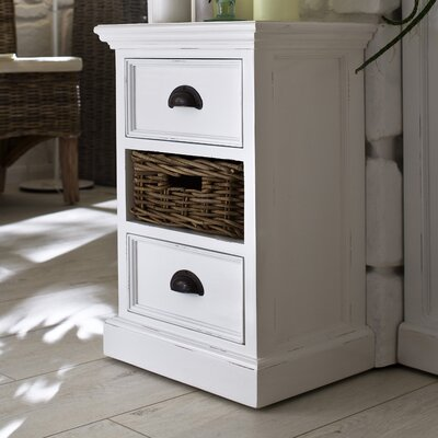 Travis 2 Drawer Nightstand