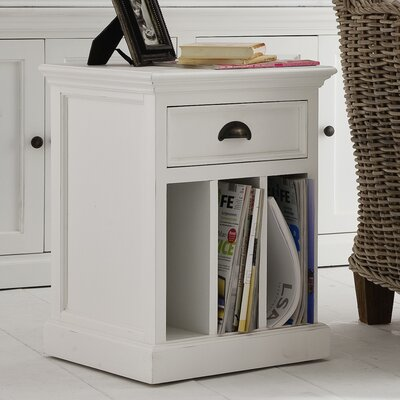 Travis 1 Drawer Nightstand