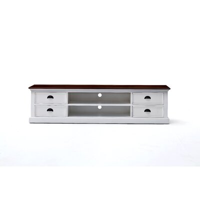 Travis TV Stand Top Finish: Brown