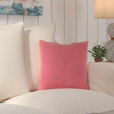 Truxton Outdoor Throw Pillow Fabric: Fresco Melon