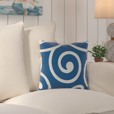 Truxton Outdoor Throw Pillow Fabric: Kane Palm