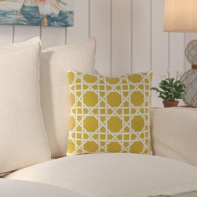 Truxton Outdoor Throw Pillow Fabric: Kane Soliel