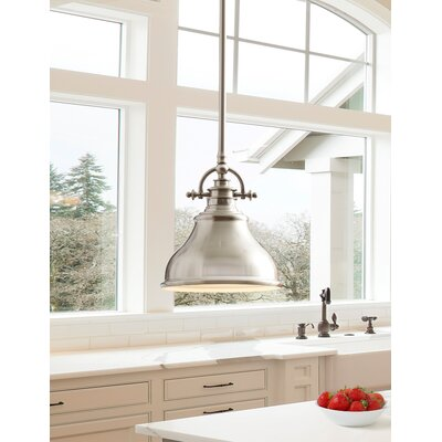 Mueller 1-Light Mini Pendant