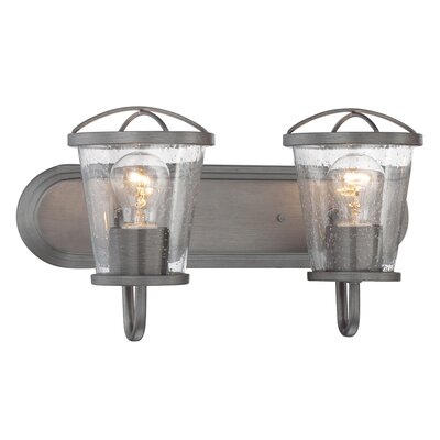 Herriott 2-Light Vanity Light