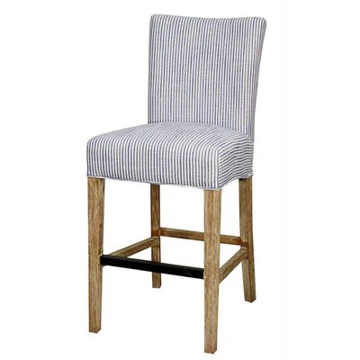 Ginevra 26 inch Bar Stool with Cushion