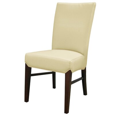 Ginevra�Side Chair Upholstery: Cream