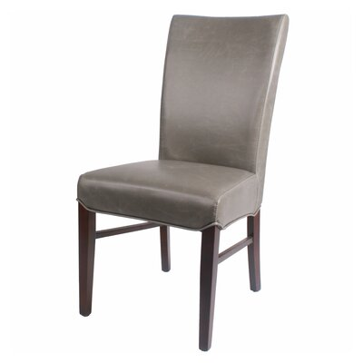 Ginevra�Side Chair Upholstery: Vintage Gray