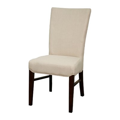 Ginevra�Side Chair Color: Sand