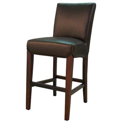 Ginevra�26 Bar Stool Upholstery: Coffee Bean