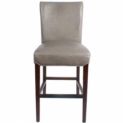 Ginevra�26 Bar Stool Upholstery: Vintage Gray