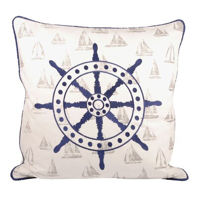 Julienne Cotton Throw Pillow