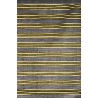 Luciana Light Blue/Green/Ivory Area Rug Rug Size: 710 x 112