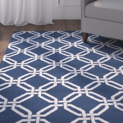 Mila Navy Area Rug