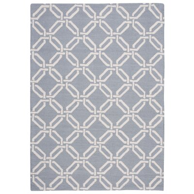 Grandbrook Light Blue Area Rug Rug Size: 39 x 59