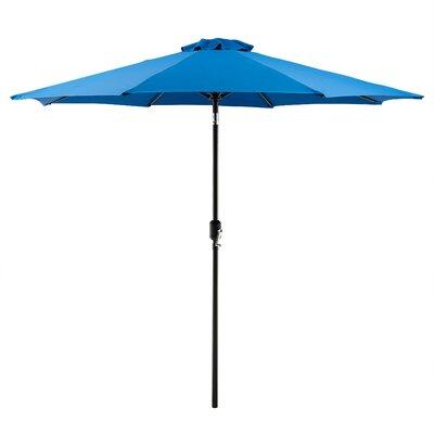 Georgiana 9 Market Umbrella Color: Royal Blue