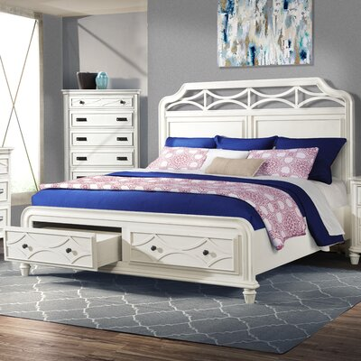 Waddell Panel Bed