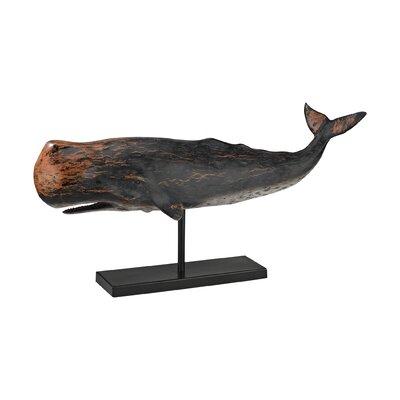 Woodstock Sperm Whale Sculpture BRWT8947 37495334