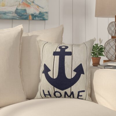Ipswich Bay Cotton Throw Pillow