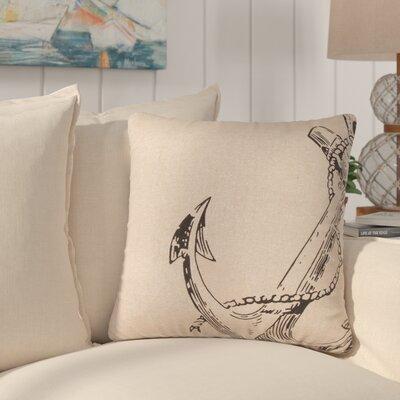 Swanwyck Coastal Throw Pillow