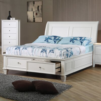 Lindamere Sleigh Bed