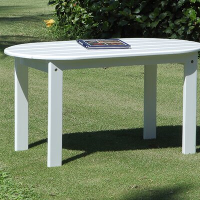 Palomar Coffee Table Finish: White