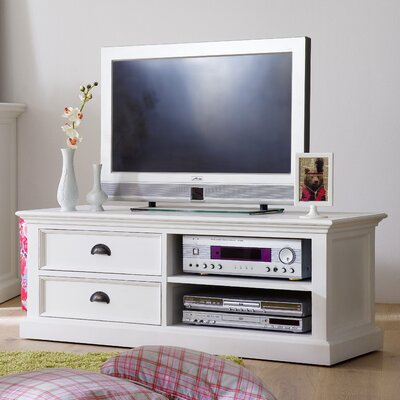 Amityville Modern 71 TV Stand Width of TV Stand: 18 H x 47.24 W x 81