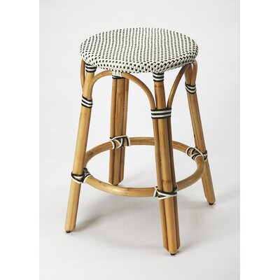Campbellton County Coastal 24 Bar Stool