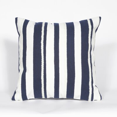 Hartford Marina Stripe Throw Pillow