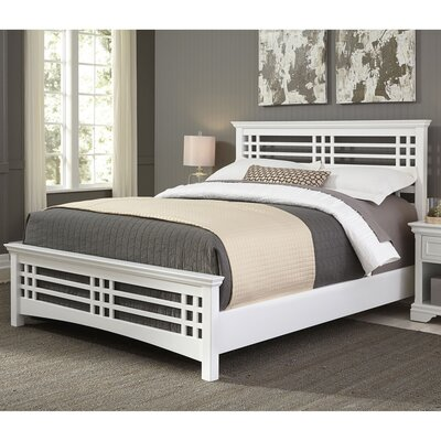 Grantham Panel Bed Size: Queen