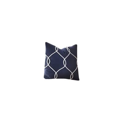 Fryeburg Cotton Pillow Cover Color: Blue