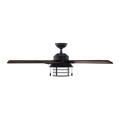 54 Key Biscayne 5 Blade Outdoor Ceiling Fan