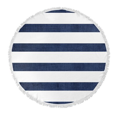 Madyson Round Beach Towel