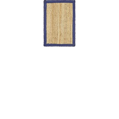 Elsmere Hand-Braided Natural Area Rug Rug Size: Rectangle 2 x 3