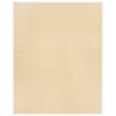 Boxrah Beige Area Rug Rug Size: Rectangle 8 x 10