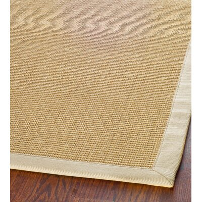 Boxrah Beige Area Rug Rug Size: Rectangle 5 x 8