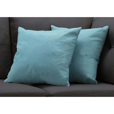 Griffith Throw Pillow Color: Light Green