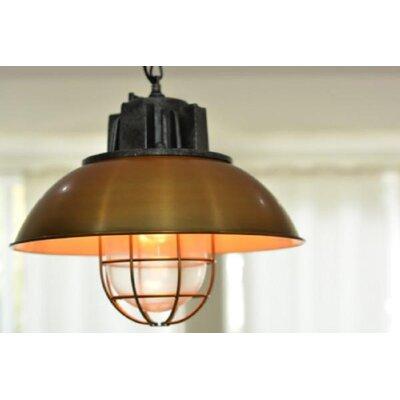 Crosier 1-Light Inverted Pendant