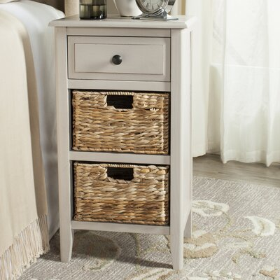 Small Point End Table Color: Vintage Gray