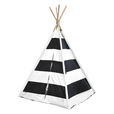 Kids Play Pop-Up Play Teepee with Carrying Bag