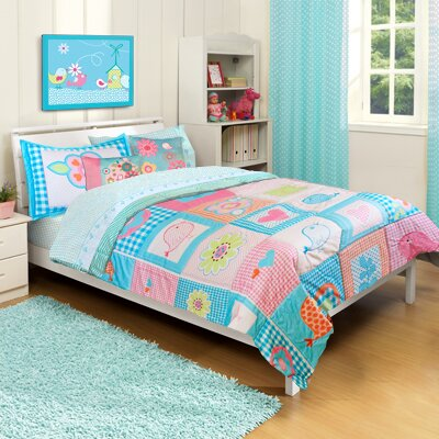 2 Piece Full Quilt Set