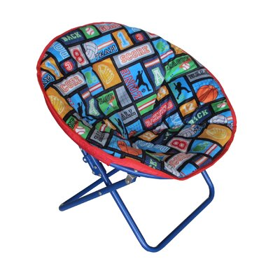 Phillip Papasan Chair Upholstery: Sports
