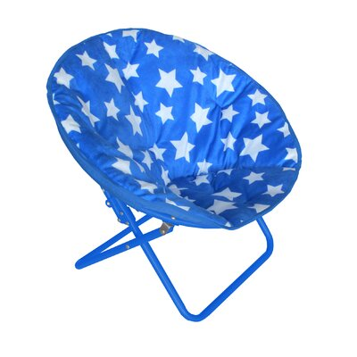 Phillip Papasan Chair Upholstery: Stars