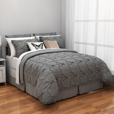 Knotted Squares Duvet Cover