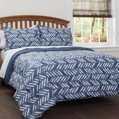 Brewster Reversible Bed in a Bag Set Size: Full