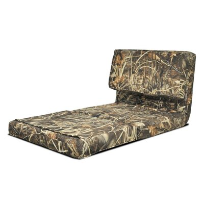 3 in 1 Realtree Ultra Suede Convertible Chair