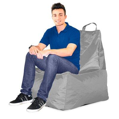 Honey Bee Bean Bag Upholstery: Gray