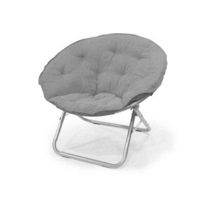 Microsuede Papasan Chair