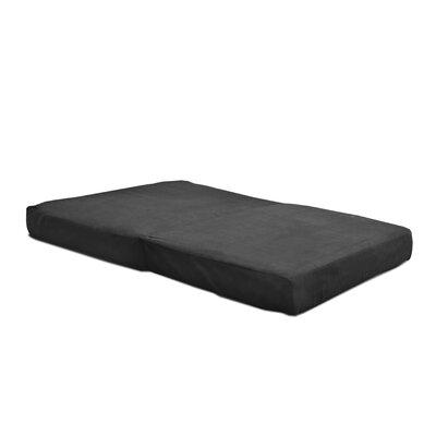 Arnette Futon and Mattress Upholstery: Black